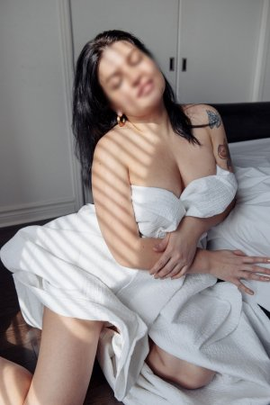 Precieuse incall escorts